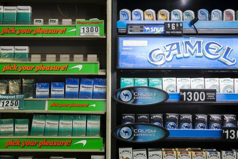 Tobacco cigarettes Marlboro same