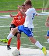 Mitchell Lacy Northwest Cedar Hil soccer