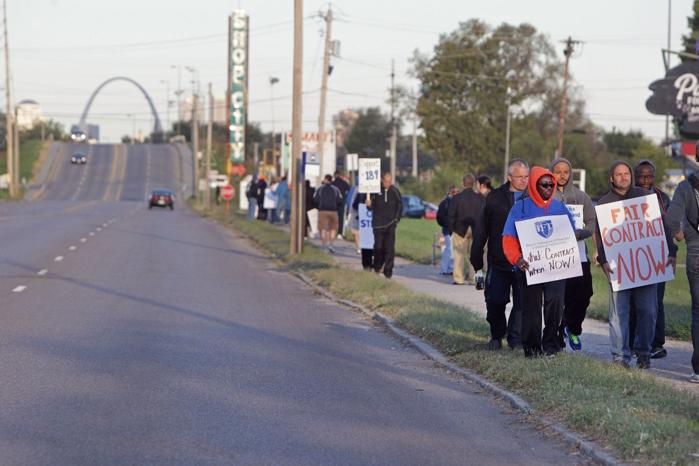 No End In Sight To East St Louis Teachers Strike News