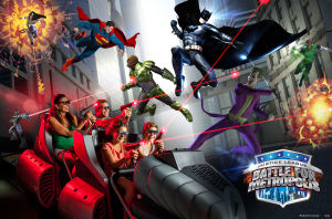 Six Flags plans a new superhero adventure for 2015