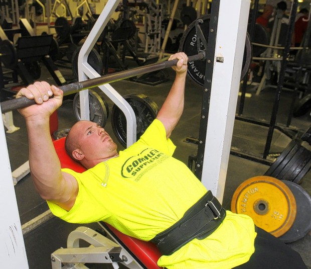 pat walker exercise machine