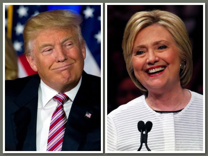 Trump Offends Some With Comment That Clinton Lacks 'Presidential Look'