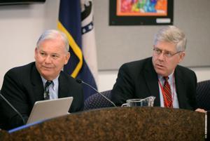 President of Kirkwood School Board steps down after Twitter spat