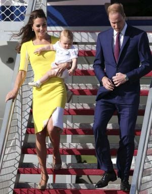 What a duchess wears: Kate's traveling wardrobe