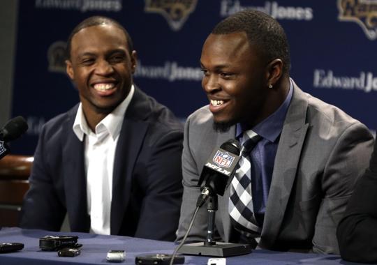 NFL Jerseys NFL - Rams' 2013 draft picks at a glance   NFL   stltoday.com