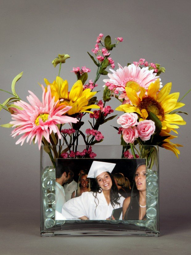 Easy centerpieces for graduation parties : Lifestyles