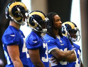 Rams put offseason program into high gear