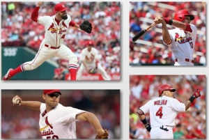 Four Cards named to NL All-Star team, including Neshek