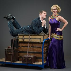 'Anything Goes' takes off at Stages St. Louis