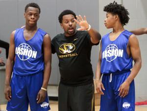 In his father's shadow: Irons begins tenure at Vashon