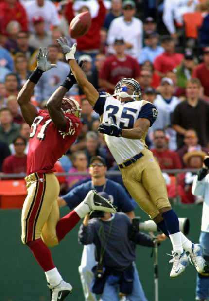 Aeneas Williams Nfl Hall Of Famer Nfl Stltoday Com