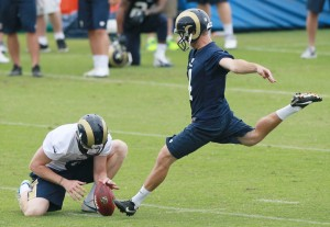 Zuerlein's leg is rested after relaxing summer