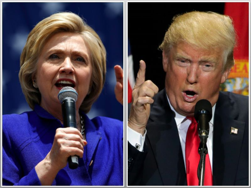 PRESIDENTIAL RACE | Clinton blasts Trump's comments on military generals, Putin