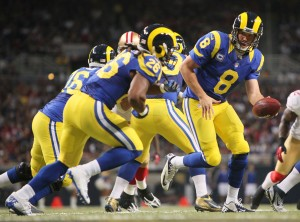 Rams expect to change their uniforms