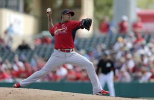 Martinez gets ahead in race for rotation spot