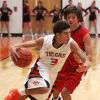 BOYS BASKETBALL NOTEBOOK: Familiar faces in new places this winter
