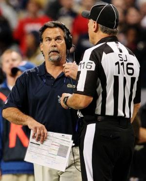 Rams' final play is debated