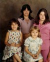 JoAnn Clenney Tate and her daughters