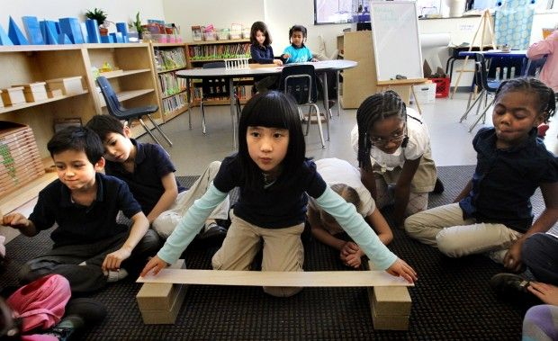 Charter School 39 S Success Boosts City Neighborhoods Education