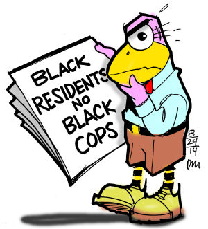Weatherbird ponders diversity in police forces, butterflies and test scores