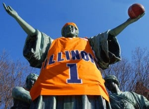 Illinois in midst of facility upgrades