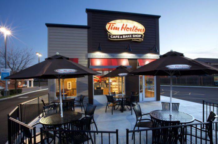 Tim Hortons Picks Maplewood For First Of 40 Local