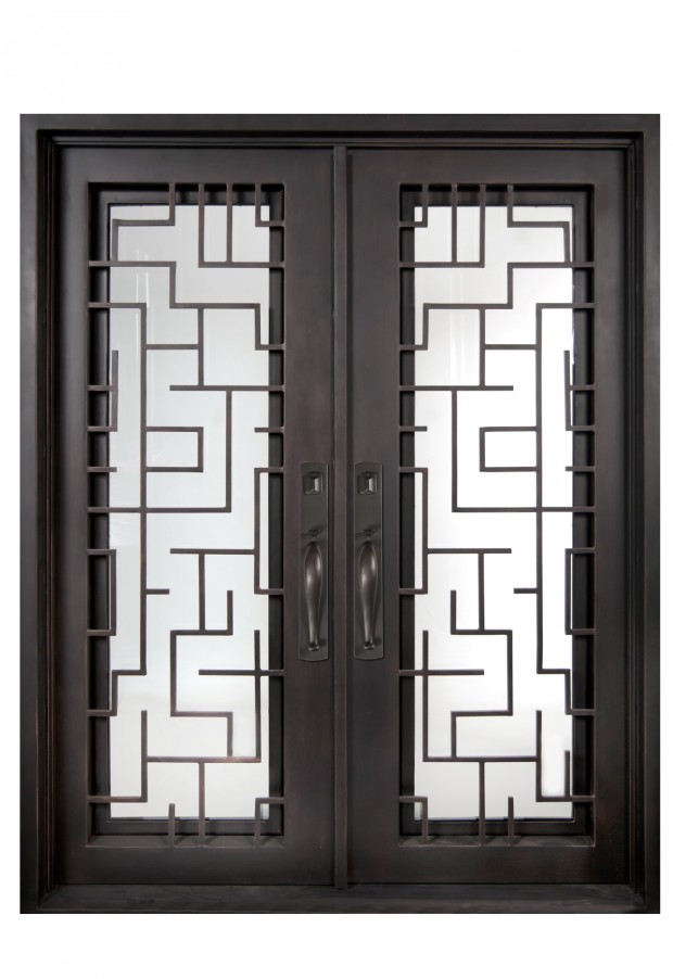 Arches Contemporary Glass New Trends In Front Doors: front door grill designs india