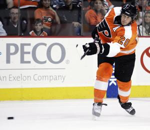 Hockey Guy: Pronger lands in Arizona, sort of