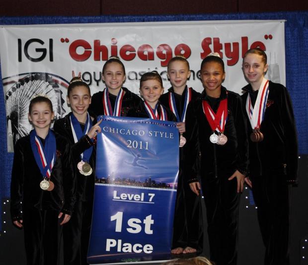 midwest twisters gymnastics harley meet