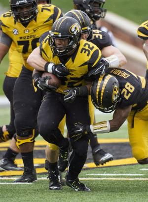 Mizzou spring football in review