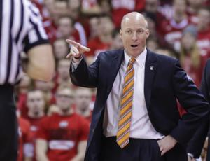 Illini to face Hawkeyes with passing interest