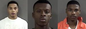 Three charged in Shiloh shooting death