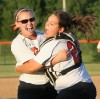 Edwardsville v O'Fallon softball sectional semifinal