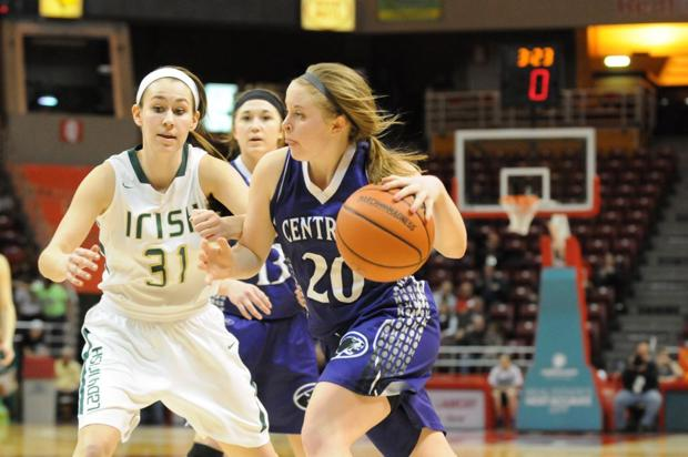 Breese Central's Book making best of it despite suffering injury : Stlhss