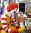 Horrigan: Riding to the rescue of the Golden Arches