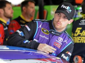 Hamlin is confident for Sunday's Cup series race