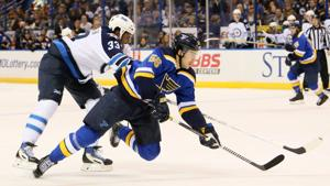 Blues look for redemption against Columbus