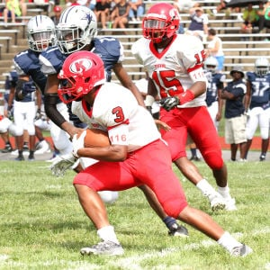 Alton's punt return pushes Kirkwood past McCluer North