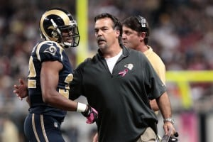 Bernie: Rams need to hit back