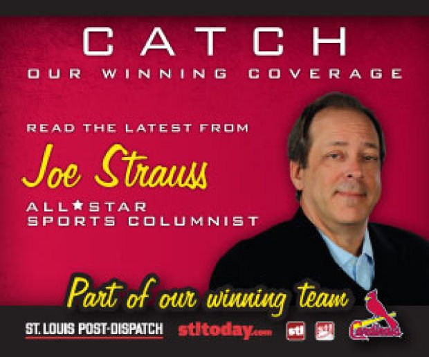 Catch the latest in St. Louis sports from Joe Strauss!