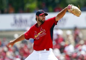 Wacha is spotless; so is Cards bullpen