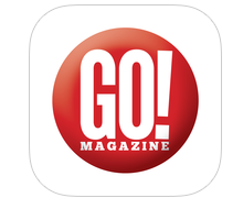 Get your daily push from the Go! Entertainment app
