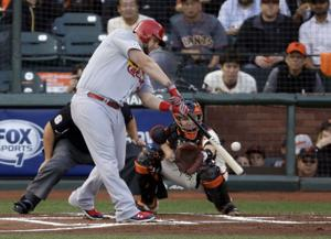 Matheny wants Adams to bunt for hits