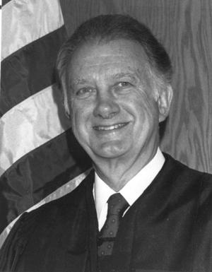 Judge William Stiehl