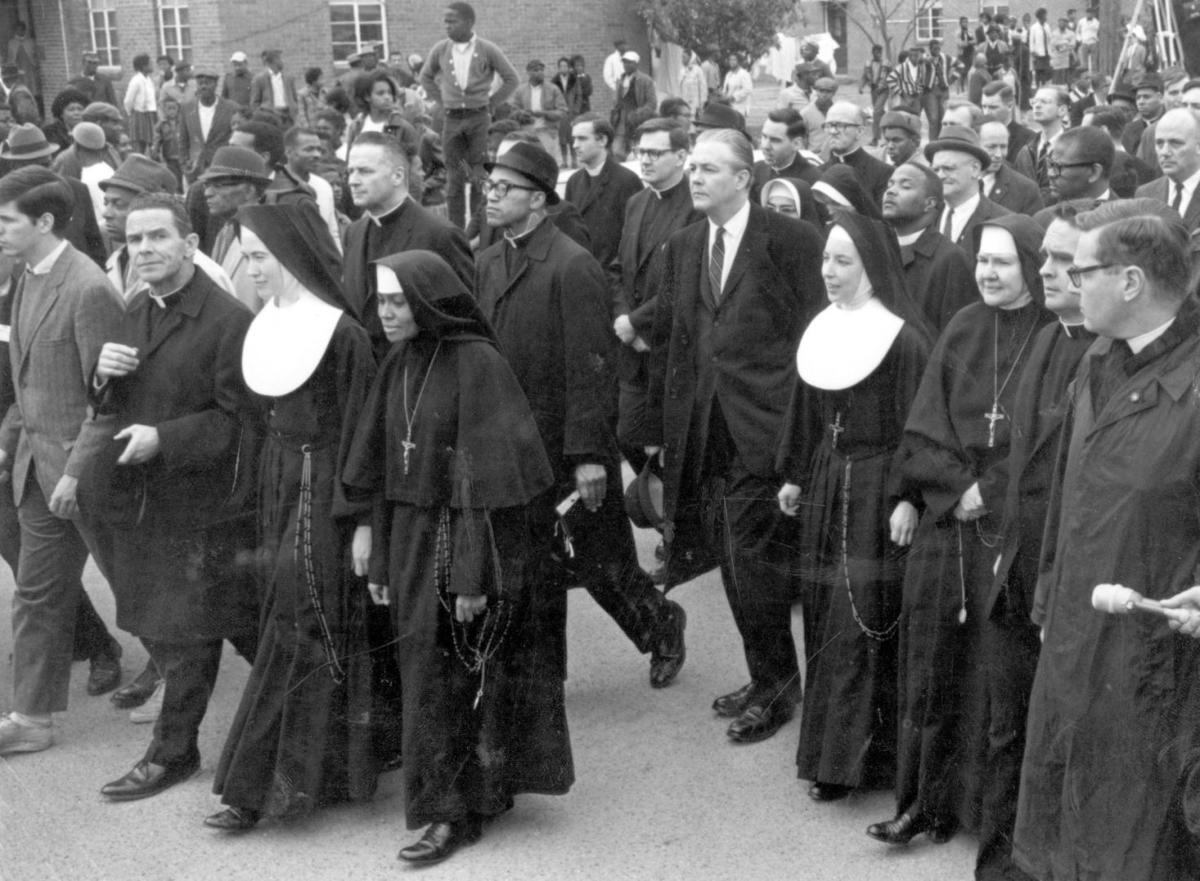 A nun with cardinal - 1 part 6