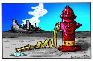 Editorial: The night Ferguson burned: Nixon owes public answers