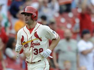 Kozma shines as Cardinals' 'safety valve'