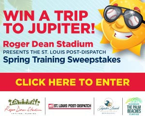 Spring Training Sweepstakes 2014