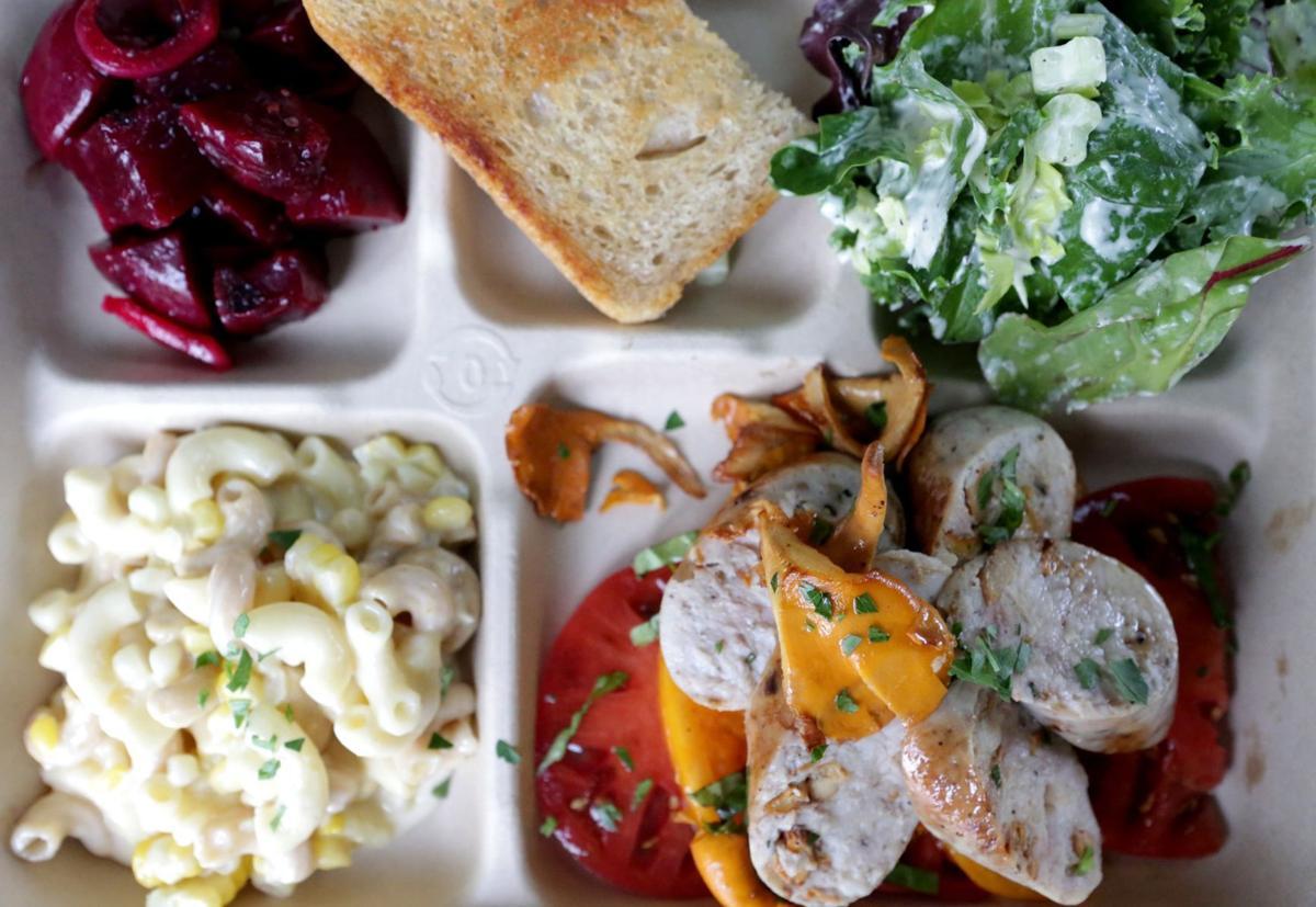 Chef Kitchen Local Chef Kitchen Plants A Chefs Personal Garden In Ballwin