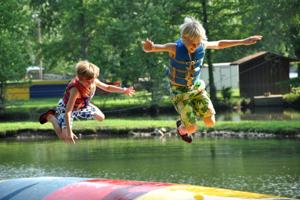 Sortable summer camps database